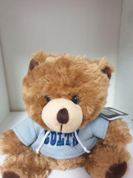 NFL Colts Hoody Bear