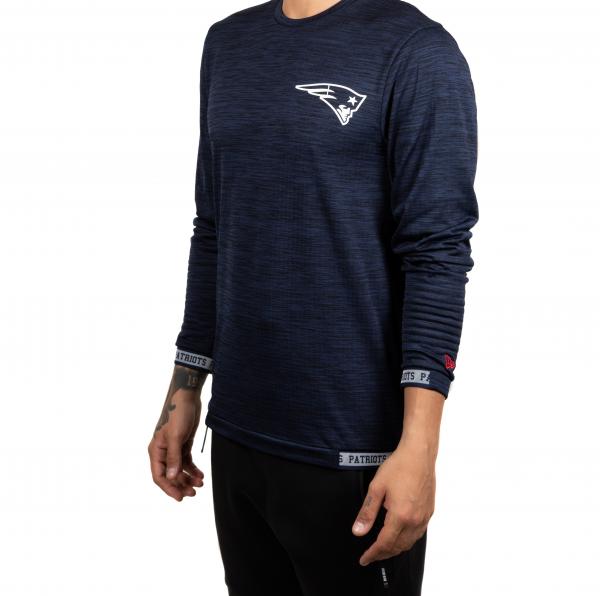 New Era Engineered Long Sleeve New England Patriots