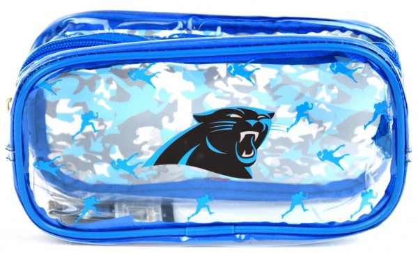 Pencil Case Carolina Panthers