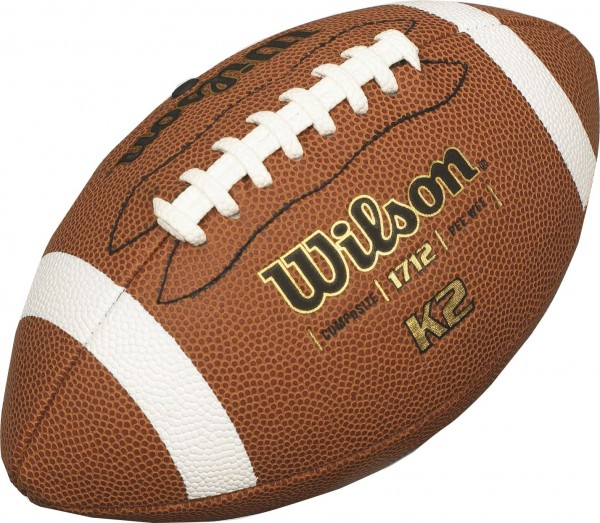 Wilson K2 Junior / Pee Wee Football 6-9 Jahre