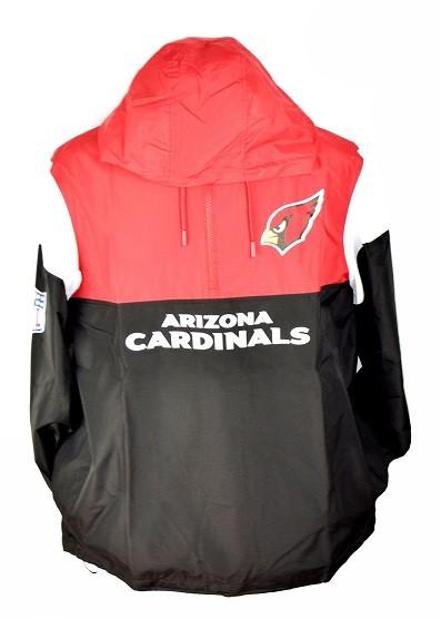 Block Windbreaker NFL Arizona Cardinals