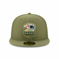 New Era OnField 19 STS 950 Hat New England Patriots