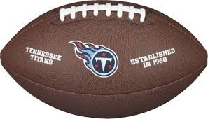 Wilson NFL License Tennessee Titans F1748