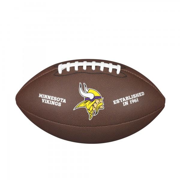 Wilson NFL License Minnesota Vikings F1748