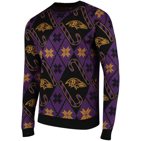 Baltimore Ravens Ugly Sweater - SALE
