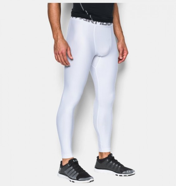 Under Armour Heatgear Legging 2.0 White ( 100 )