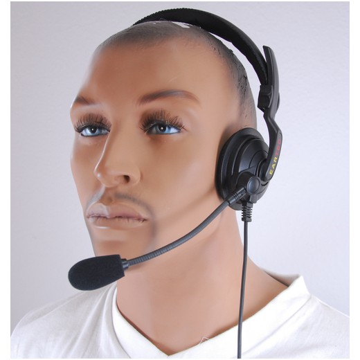 Headset Slim Line Single