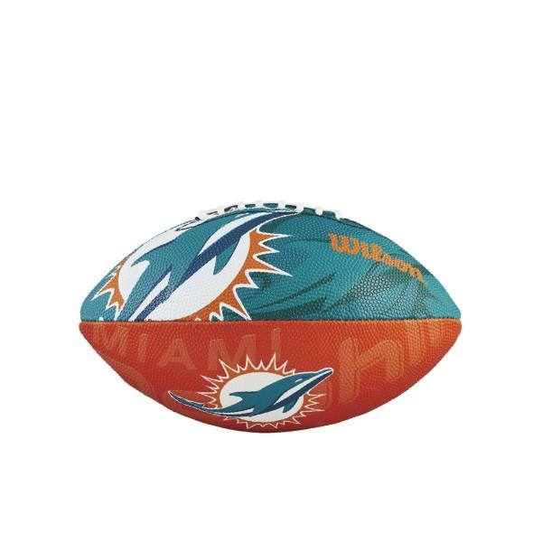 Wilson Junior NFL Football F1534 Dolphins