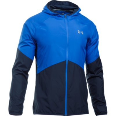 Herren-Laufjacke UA Storm No Breaks Large
