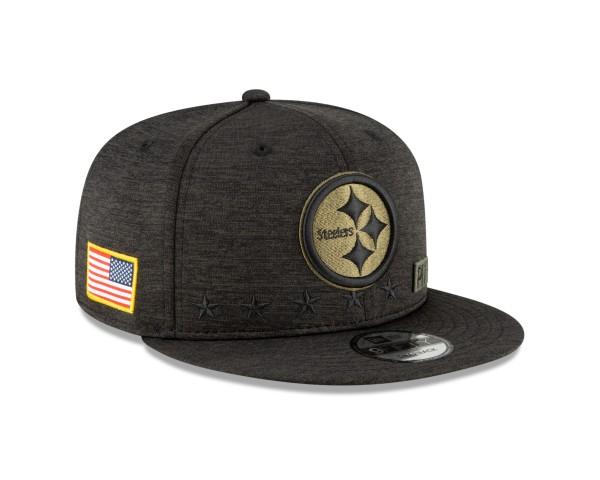 New Era 2020 ST-Salute EM950 Hat P. Steelers