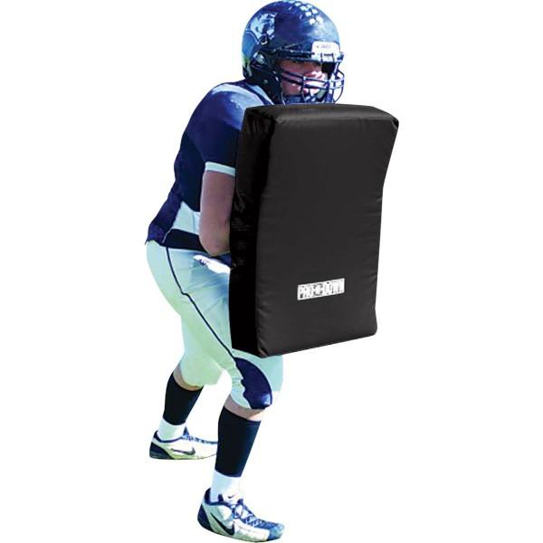 Collegiate Blocking Shield (MiD) Black / Schwarz-Copy