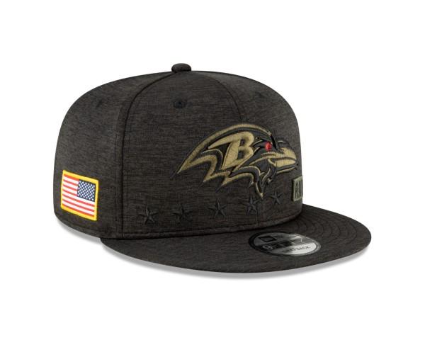 New Era 2020 ST-Salute EM950 Hat Ravens