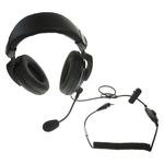 Headset Max Pro Line Double