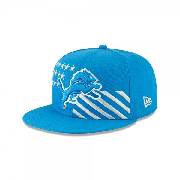 New Era 950 NFL19 DRAFT DETROIT LIONS OTC