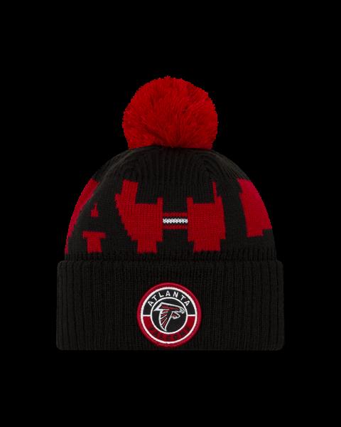 NFL Sideline Bobble Knit Atlanta Falcons