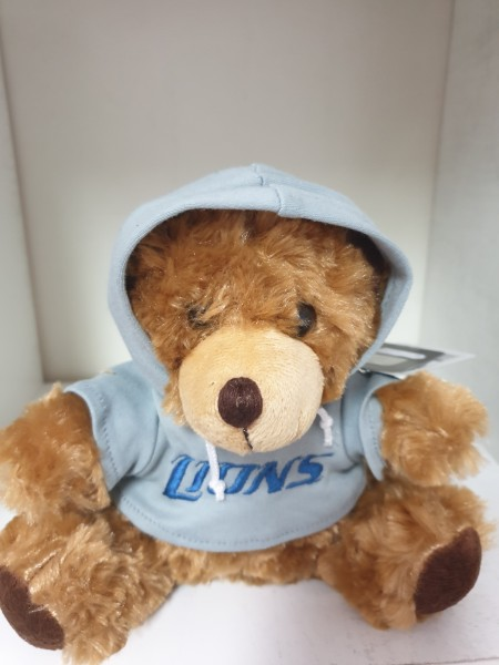 NFL Lions Hoody Bear