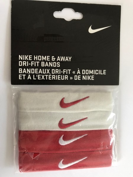 Nike Home&Away Dri Fit Bands Rot