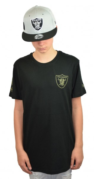 CAMO COLLECTION TEE Oakland Raiders