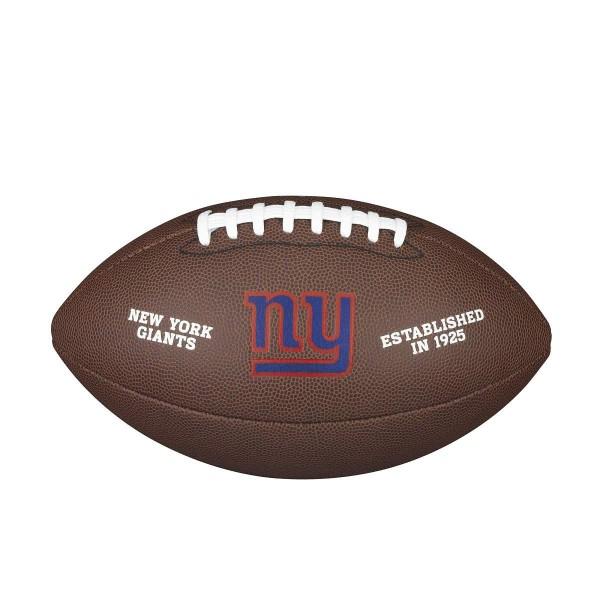 Wilson NFL Licensed Ball NY Giants F1748NG