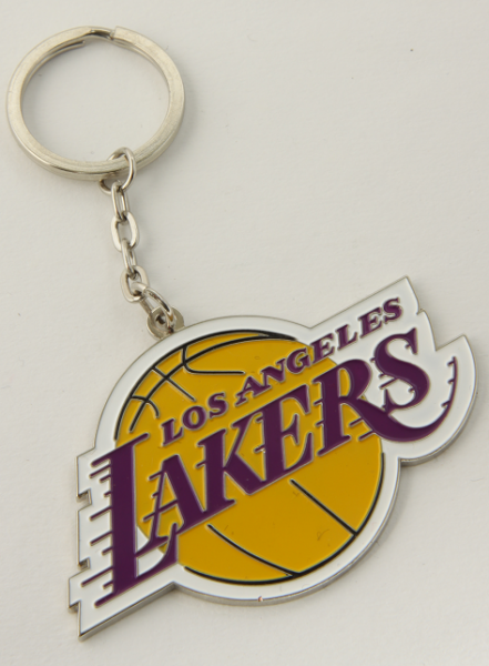 Los Angeles Lakers Keyring