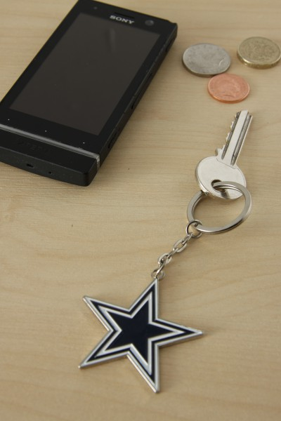 Dallas Cowboys Keyring
