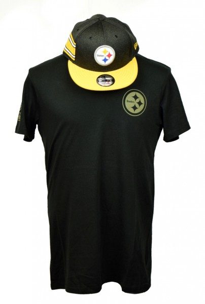 CAMO COLLECTION TEE Pittsburgh Steelers 4XL