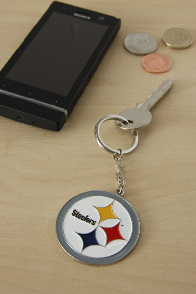 Pittsburgh Steelers Keyring