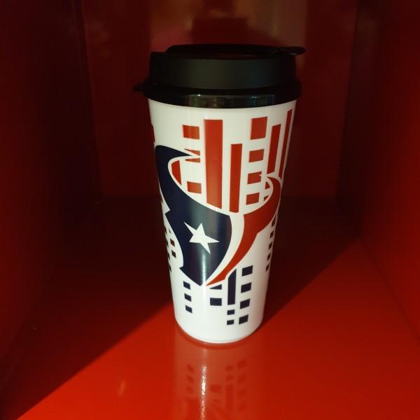 NFL Tumbler 32OZ Snap Tite Houston Texans