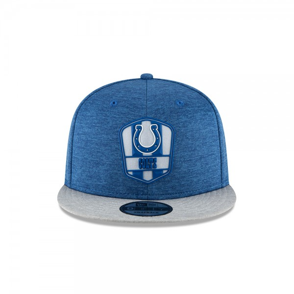 NFL Sideline 9Fifty Snapback Cap Indianapolis Colts AWAY