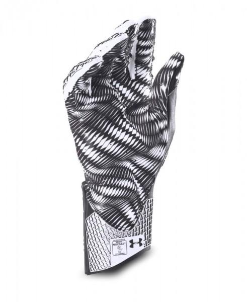 UA Highlight Glove Black / White SALE