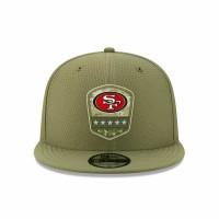 New Era OnField 19 STS 950 Hat San Francisco 49ers