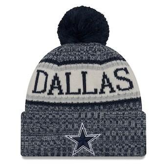 NFL Sideline Bobble Knit Dallas Cowboys
