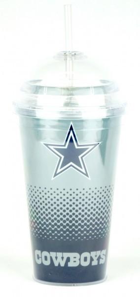 NFL Fade Tumbler Cowboys