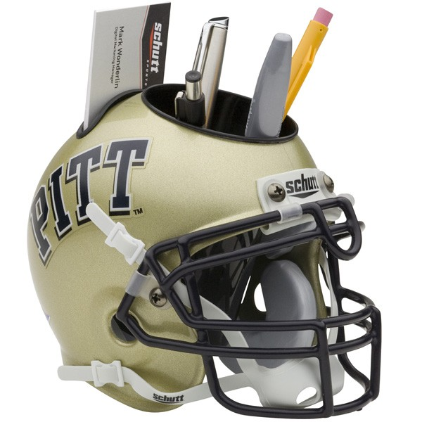 Schutt Mini Helmet Desk Caddy Pittsburgh Panthers