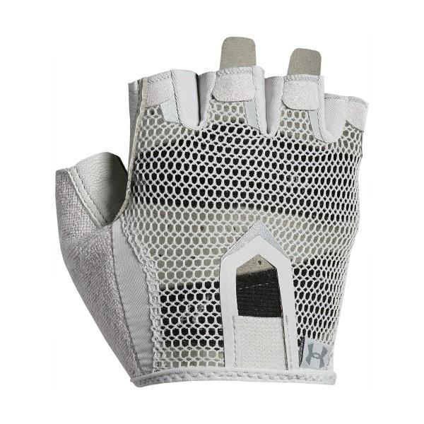 UA Women's Resistor Training Gloves Moon Mist