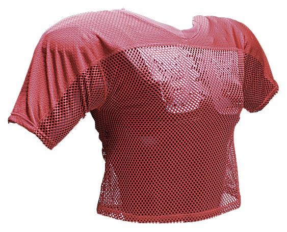 Schutt Practice Jersey Rot