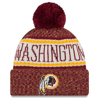 NFL Sideline Bobble Knit Washington Redskins
