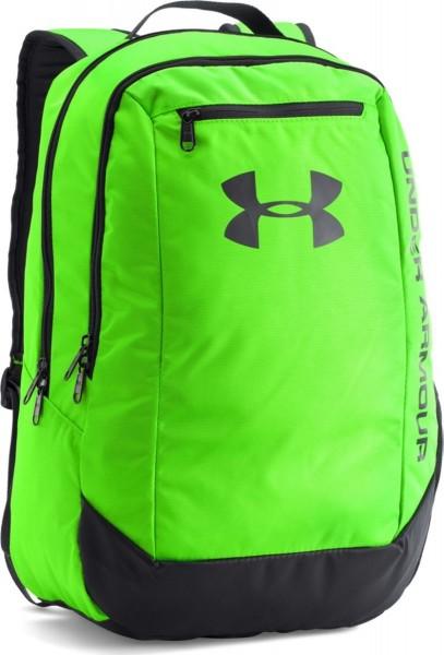 UA Storm Hustle II Backpack LDWR Green ( 389 )