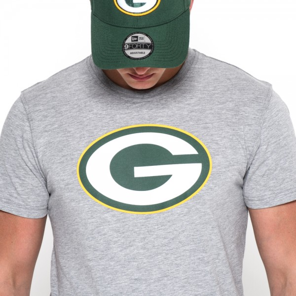 New Era NFL Tee Shirt Green Bay Packers