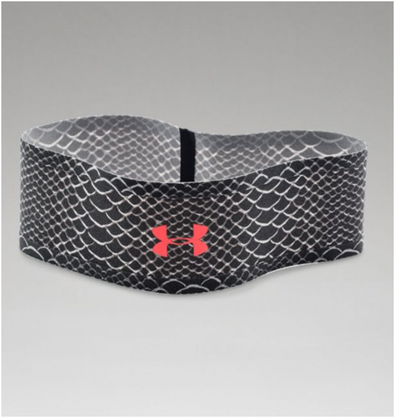 UA Bonded Headband Black