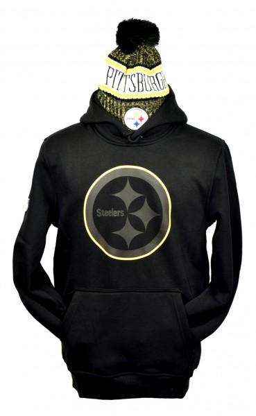 NFL Fan Pack Hoody Pittsburgh Steelers XXL