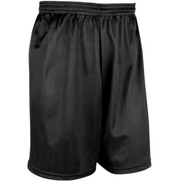 Alleson Mesh Short Black/ Schwarz