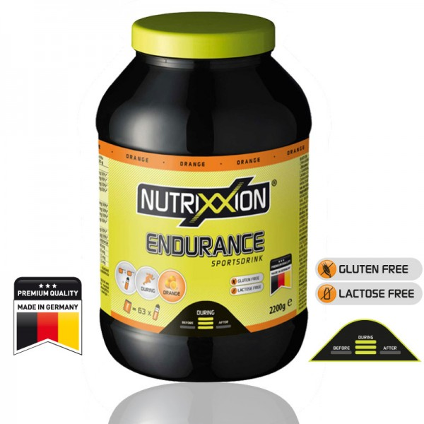 NUTRIXXION Energie Drink 2200 Orange