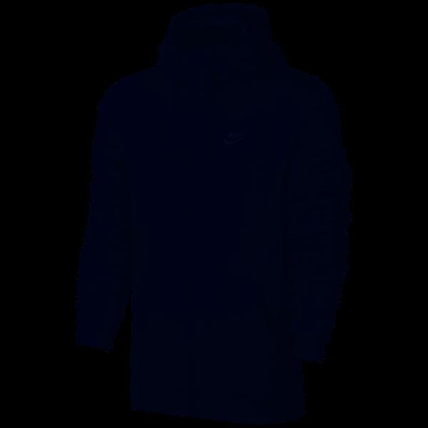 Nike Mens Sportswear Zip Hoodie Black