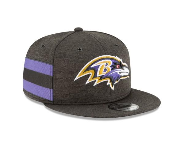 NFL Sideline 9Fifty Snapback Cap Baltimore Ravens