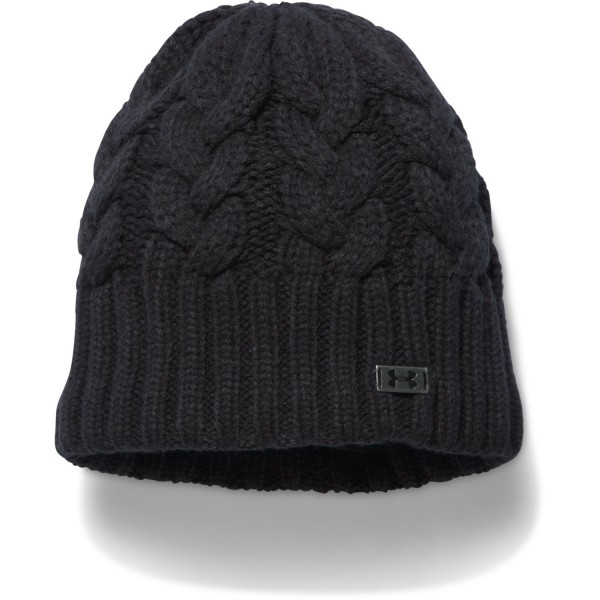 UA Women's Around Town Beanie Black (001)