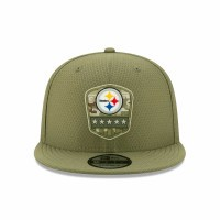 New Era OnField 19 STS 950 Hat Pitsburgh Steelers