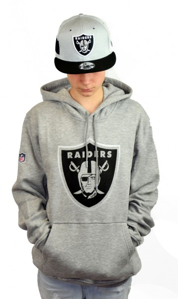 NFL Fan Pack Hoody Oakland Raiders Large