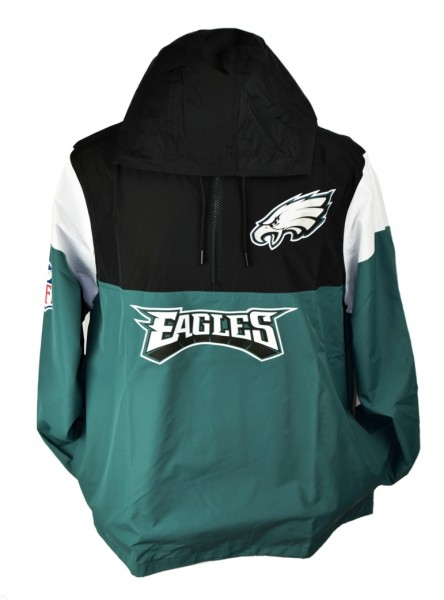 Block Windbreaker NFL Philadelphia Eagles