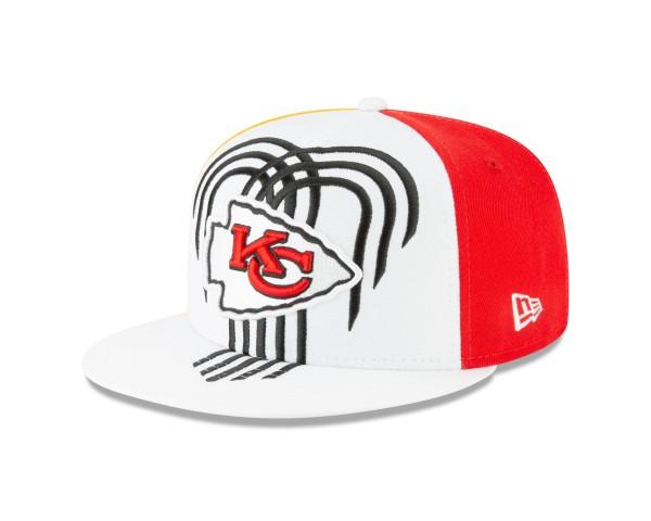 New Era 950 NFL19 DRAFT KANSES City CHIEFS OTC